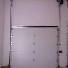 interior garage door